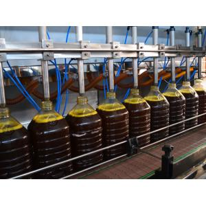 China Custom 2L Pneumatic Oil Filling Machines for Food / Beverage on sale