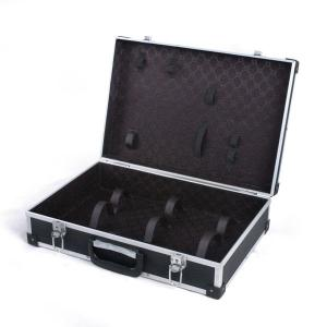China BV Aluminum Tool Case Travel Tool Box Portable Tool Storage Auto Car Roadside Emergency Kit on sale