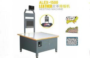 China Automatic Synthetic Shoes Leather Nesting Machine / Shoe Making Production Line on sale