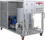 perfume production line machine, perfume freezing and filtering equipment, Fragance Blending Tank, production line