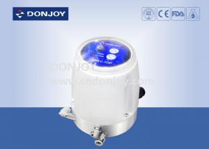 China DC 24V Intelligent valve Positioner , angle seat valve 1.5 bar - 7 bar 31 C - TOP units on sale