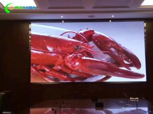China P3  Front Service LED Display 3mm - 10mm Pixel Pitch , Internal Concert LED Screen on sale