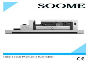 China Computerized Pressed Creasing And Die Cutting Machine Industrial Flat 6500 S/H on sale
