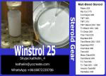 Water Based Milky Winny Winstrol 25 mg/ml  Oral Conversion Gear For Bodybuilding