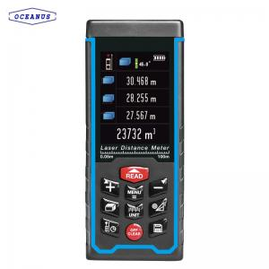 China OC-S100 Laser distance meter for 100m with optional bluetooth funtion on sale