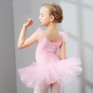 caf3d5a820cb Girls Ballet Clothes Costumes Toddler Leotard Professional Tutus ...