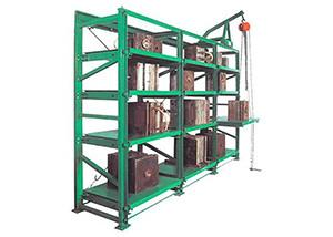 China Mould drawer racking for storing mold of factory warehouse on sale