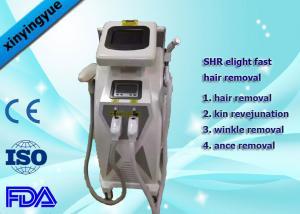 China Pain Free E- Light Hair Removal Machine , Elight ipl SHR Machine For Hair Removal on sale