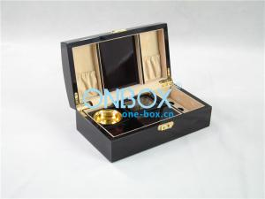 China Fancy Logo Stamping Perfume Packaging Box , Women Perfume Gift Sets Packing on sale