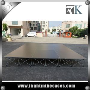 China Used Aluminum Portable Stage for Sale Wedding Stage Decoration outdoor concert stage sale on sale