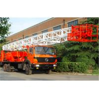 Self Propelled 550hp XJ550 Workover Equipment With API Certs 5000m-6000m