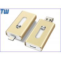 Slip OTG 16GB Pendrive Memory iPhone iPad External Storage Device