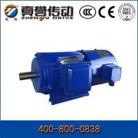 Aluminum Small Electric Motors Slight Vibration 3-Phase Ac Induction Motors