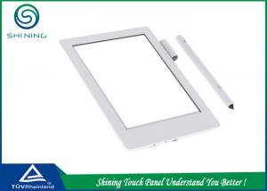 China 6 Inch LCD Screen Panel Resistive Touch Sensing For E Writers Interface on sale
