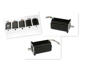Quality 15 Holding Troque Nema 24 Hybrid Stepping Motor For Music Fountain for sale
