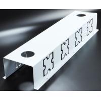 China Desk Low Socket Slot Desktop Cable Box / U - Shaped Trunking Cable Slot 86 Panel Socket Office Desk Box on sale