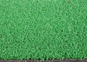 China Family leisure mini golf artificial turf , Green , artificial playground turf on sale