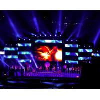 New Technology HD Led Screen , Flexible Indoor Led Video Wall