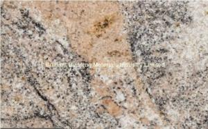 China Brazil Juparana Granite Tiles, Brazil Multicolor Red Granite Tiles on sale
