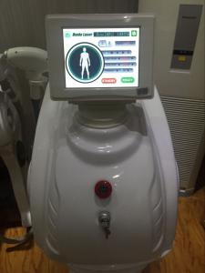China Big Spot 808 Diode Laser Permanent Hair Removal Machine For Depilation Laser on sale
