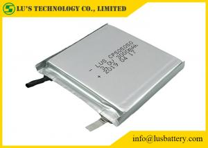 China CP305050 3.0V primary lithium ultrathin soft battery 1500mah limno2 thin film battery on sale