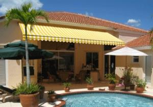 China retractable awning manufacturer on sale