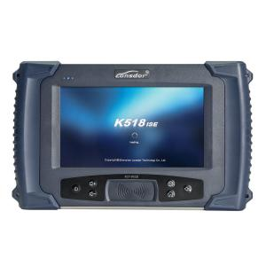 China Lonsdor K518ISE K518 Car Key Programmer for All Makes with Odometer Adjustment No Token Limitation supplier