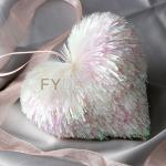 Valentines Day Heart Ornament Wedding Favors