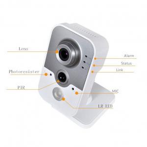 China Rotate mode 2048x1536 WIFI Camera DS-2CD2432F-IW CMOS Network IR cut auto switch PAL IP Camera MJPEG 12 Mbps on sale