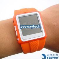 Andalong AD668-B MP4 Watch(Orange) - 2GB  USD 42.85
