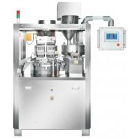 China High Capacity Capsule Maker Machine , Size 3 Capsule Filler Machine With Output 2200 Pcs Per Minute on sale