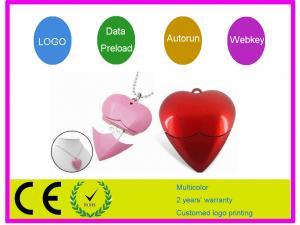 China Fashion tiny waterproof Smallest USB Flash Drive /  thumb drives 16GB, 32GB AT-104 on sale