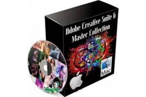 China Adobe Creative Suite⑧6 Master Collection Mac OS Full Retail License on sale