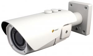 China 5X Digital Zoom HD IR Bullet Cameras Color Day Night Vision , Plug And Play , NAS on sale