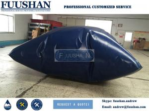 Fuushan Flexible Water Bladder Tank For Truck Base Or