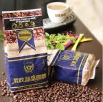 Polyester Side Gusset Standup Coffee Packaging Bags / 250g , 1kg , 2kg Aluminum Foil Bag