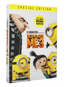 China 2018 newEST Despicable Me 3 cartoon dvd movie disney The Lion King 2017 children dvd box set Tv show with slipcover on sale