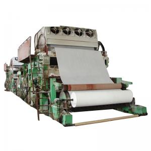 China 1575mm 40g 4ton/Day Toilet Paper Making Machine on sale