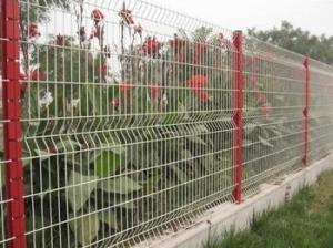 China Protecting Fence/Welded Wire Fence-yq on sale