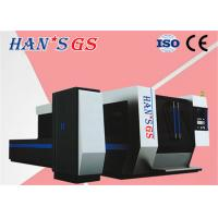 Laser Cut Aluminum Metal Plate Cutting Machine with Moving Gantry Structure