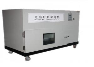 Quality Green Car Power Battery Testing Machine For Safety Crush And Needling Test for sale
