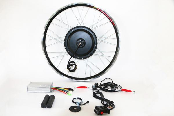 High Power 48V 1000W Hub Motor Kit For Off Road Electric