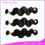 Wholesale real brazilian human hair weaves body wave