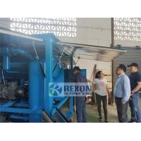 China Fully Enclosed Type High Efficiency Vacuum Transformer Oil Filtration Machine for Power Plant Maintenance on sale