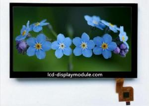 China RGB 50PIN TFT LCD Screen 7'' 800 * 480 For Office Equipment Side LED Backlight on sale
