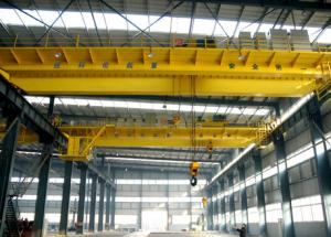 China High Quality 600 Ton Double Girder Overhead Crane on sale