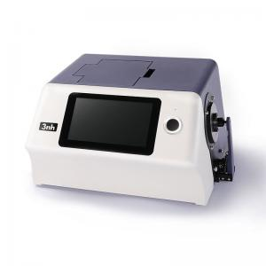 China Digital 3nh Spectrophotometer Reflectance Transmittance Color Analysis YS6010 on sale