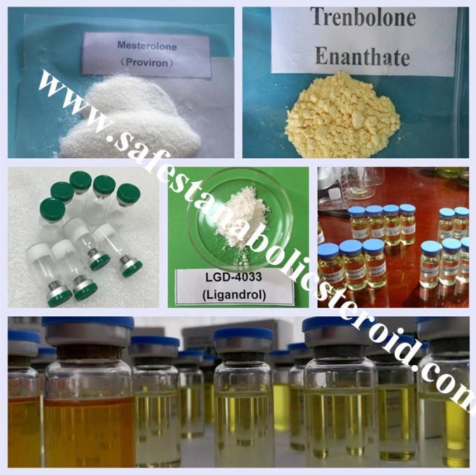Clomifene Citrate Legal Oral Steroids Hormone Clomid Powder CAS 50-41-9