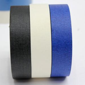 China Acrylic adhesive Rice paper painting masking tape for furniture, decoration masking tape on sale