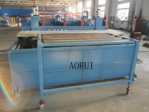 China Línea plástica de la protuberancia del tablero de la espuma del PVC, maquinaria de la producción del tablero de la cocina del PVC on sale